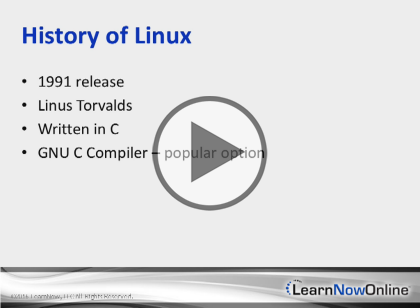 Linux: Overview, Tools and Users