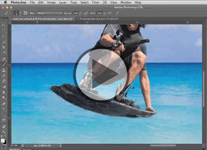 Photoshop CS6, Part 02: Bridge, Metadata and Files Trailer